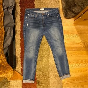 Madewell The Slim Boyjean 29